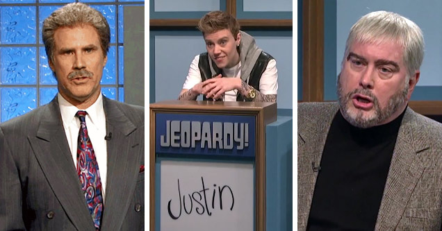 Hulu Users Vote Best 'SNL' Celebrity Jeopardy, And Turd ...