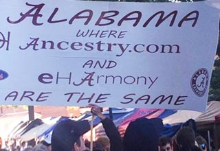 alabama where ancestry and eharmony is the same