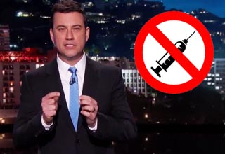 jimmy kimmel talks to anti-vaxxers