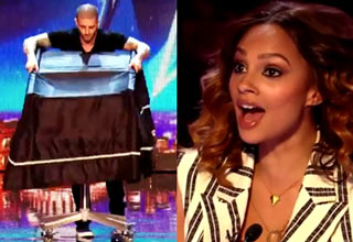 britains got talent judges shocked by magic