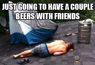 29 Great Moments In Drunkenness