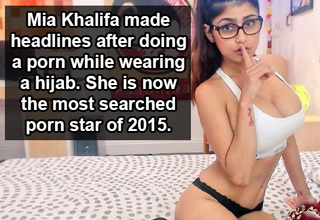 mia khalifa made headlines after doing a porn w