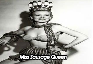miss sausage queen