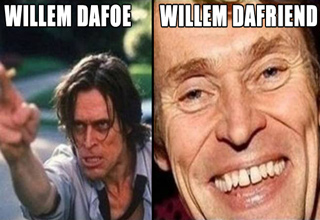 willem dafoe willem dafriend