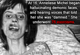 anneliese michel possesed