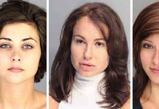 13 Incredibly Photogenic (Alleged) Criminals