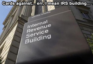 Internal Revenue Service Bui