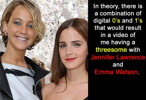 emma watson and jennifer lawrence