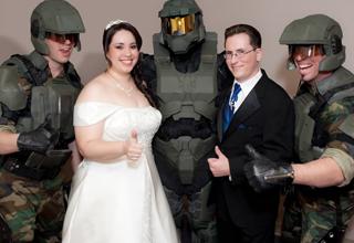 25 Tacky Wedding Themes