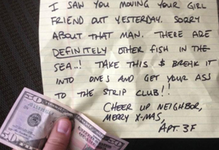 12 Notes Left by Seriously Awesome Neighbors