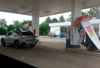 15 People Who Don�t Understand Gas Stations
