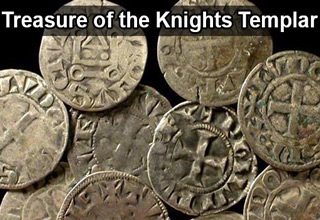 treasure of the knights templar