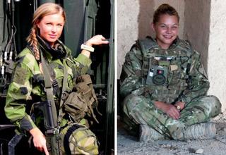 Sexy Army Girls Gallery Ebaum S World