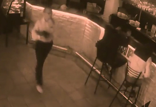 Waitress Teaches Douche a Lesson For Grabbing Her Ass!