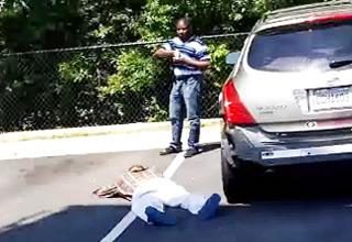 Atlanta Man Holds Car-Jacker At Gunpoint