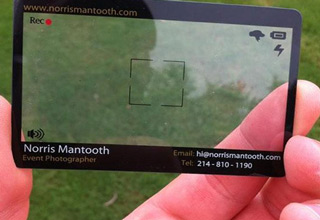 22 Business Cards That Will Get You The Job