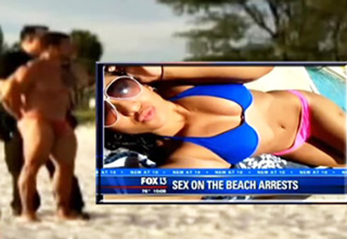 sex on the beach arrest