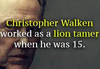 20 Obscure Celebrity Facts