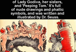 seven lady godivas by dr seuss