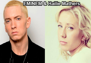 eminem and hailie mathers