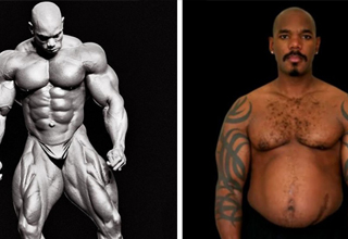 What Do Bodybuilders Look Like After They Qui