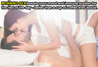 13 Reasons You Should Be Having More Sex