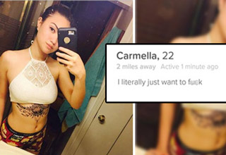 14 Girls On Tinder Who Are Definitely DTF