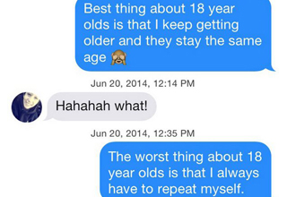 23 Funniest Tinder Conversations Ever