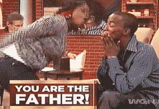 you are the father maury