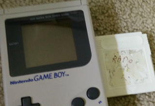 Guy Finds Rare Cartridge at Garage Sale
