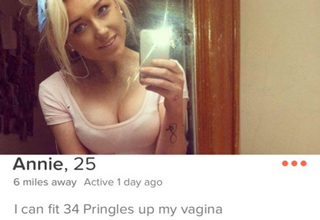 20 People Who Shared WAY Too Much On Tinder