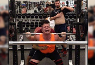 27 People Who Don't Belong At The Gym