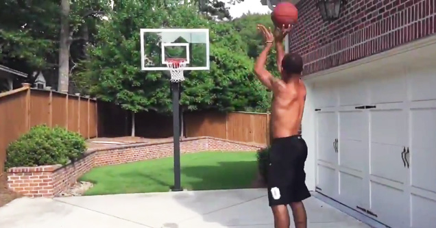 NBA Players 3 Point Celebrations These Days Be Like…