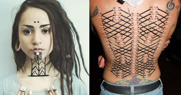 20 People With Ridiculous Body Mods