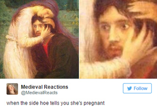 27 Medieval Reactions That Describe Your Life