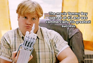 24 Facts About Chris Farley You Didn't Know