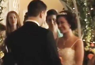 Groom Pulls Off Jeopardy Prank During Wedding Ceremony