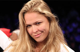 Ronda Rousey Responds To