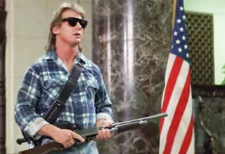 Rowdy Roddy Piper's Classic One-Liner In They Live