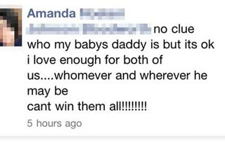 24 People Who Give TMI On Facebook