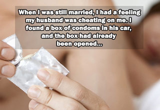 Woman Owns Her Cheating Husband