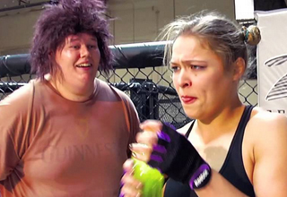 Ronda Rousey: Back In The Day