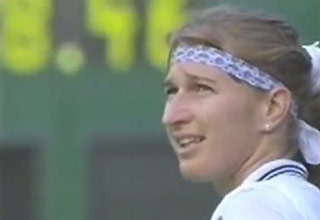 This Tennis Player is The Mo