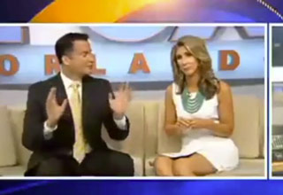 News Anchor Storms Off Set For Having To Cover Kardashian Story