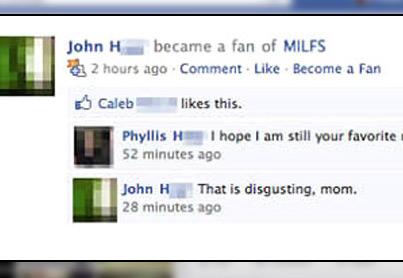 17 Embarrassing Facebook Parents