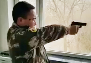 How North Koreans Shoot