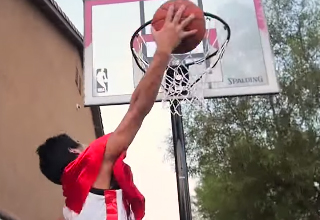 This Trick Shot Doesn't End How You Think