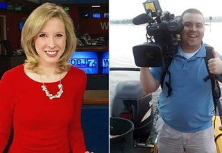 Reporter And Cameraman Murdered During Live TV Broadcast