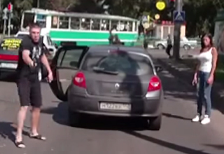 They Do Road Rage Differently in Russia