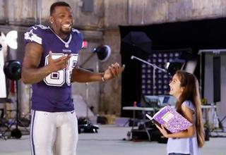 10-Year-Old Interviewer Stumps NFL Stars